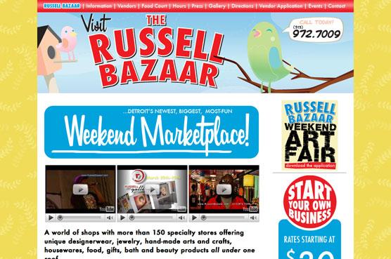Russell Bazaar